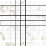 "Mosaic Blast Calacatta 1"" x 1"" (12"" X 12"") Sheet Suwanee, Atlanta, Johns Creek, Buford, Duluth, Gwinnett, Alpharetta, Lilburn, Roswell,Flooring, Tile, Wood, Porcelain Tile, Ceramic Tile, Mosaic Tile, Mosaic, installation product sale, happy floors, happy"