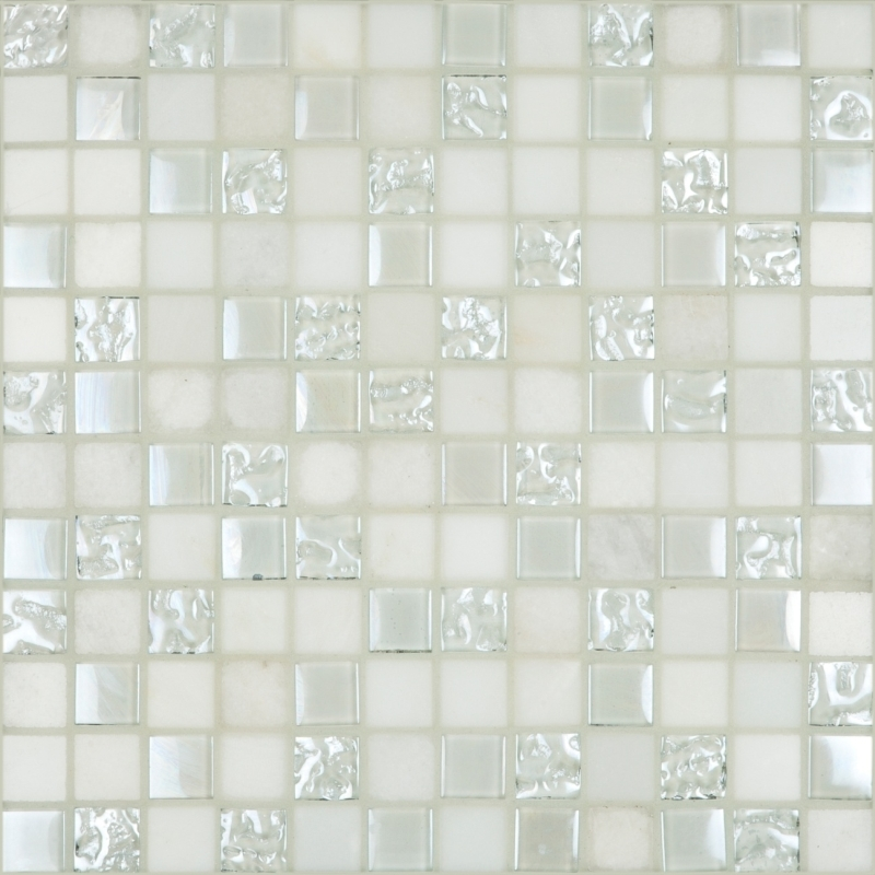 "Cordoba White Mosaic 1"" x 1"" (12"" X 12"" Sheet)Suwanee, Atlanta, Johns Creek, Buford, Duluth, Gwinnett, Alpharetta, Lilburn, Roswell,Flooring, Tile, Wood, Porcelain Tile, Ceramic Tile, Mosaic Tile, Mosaic, installation product sale, happy floors, happy flo"