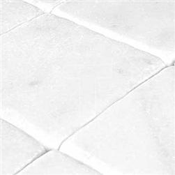 White Marble Tumbled 12 X